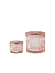 Rose Jar w/ Lid (Set of 2) #23607767