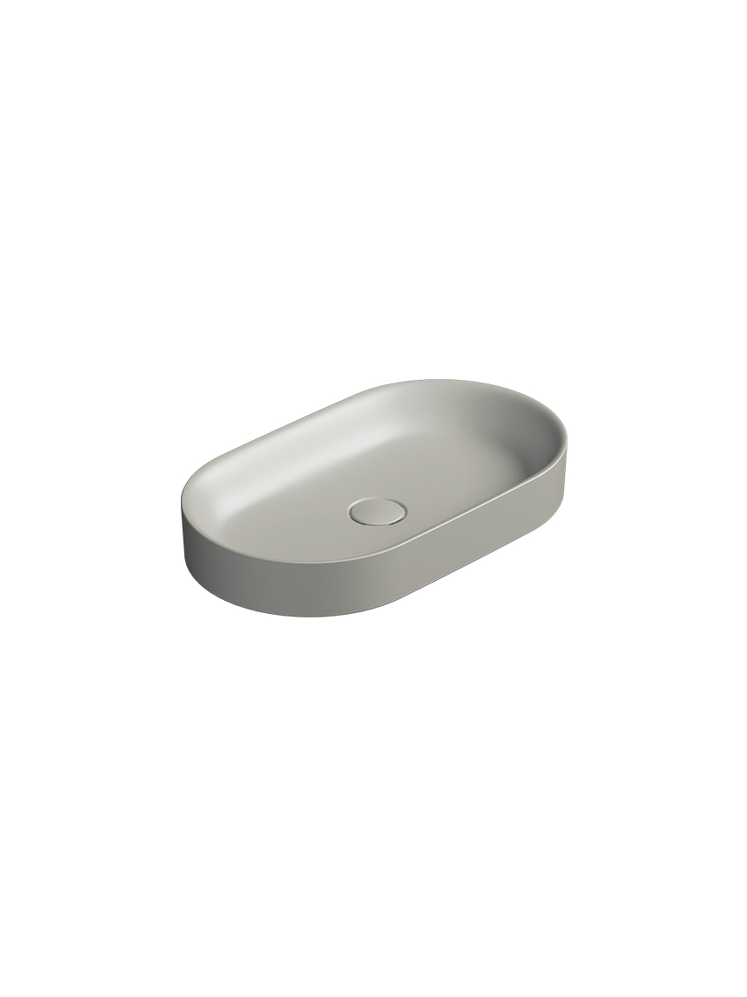 Horizon Countertop Basin #60AHZ (Avail. in Satin Black, Satin Cement)