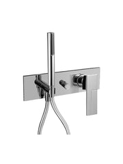 AR/38 Concealed Shower Mixer with Handshower #3384SB+3349