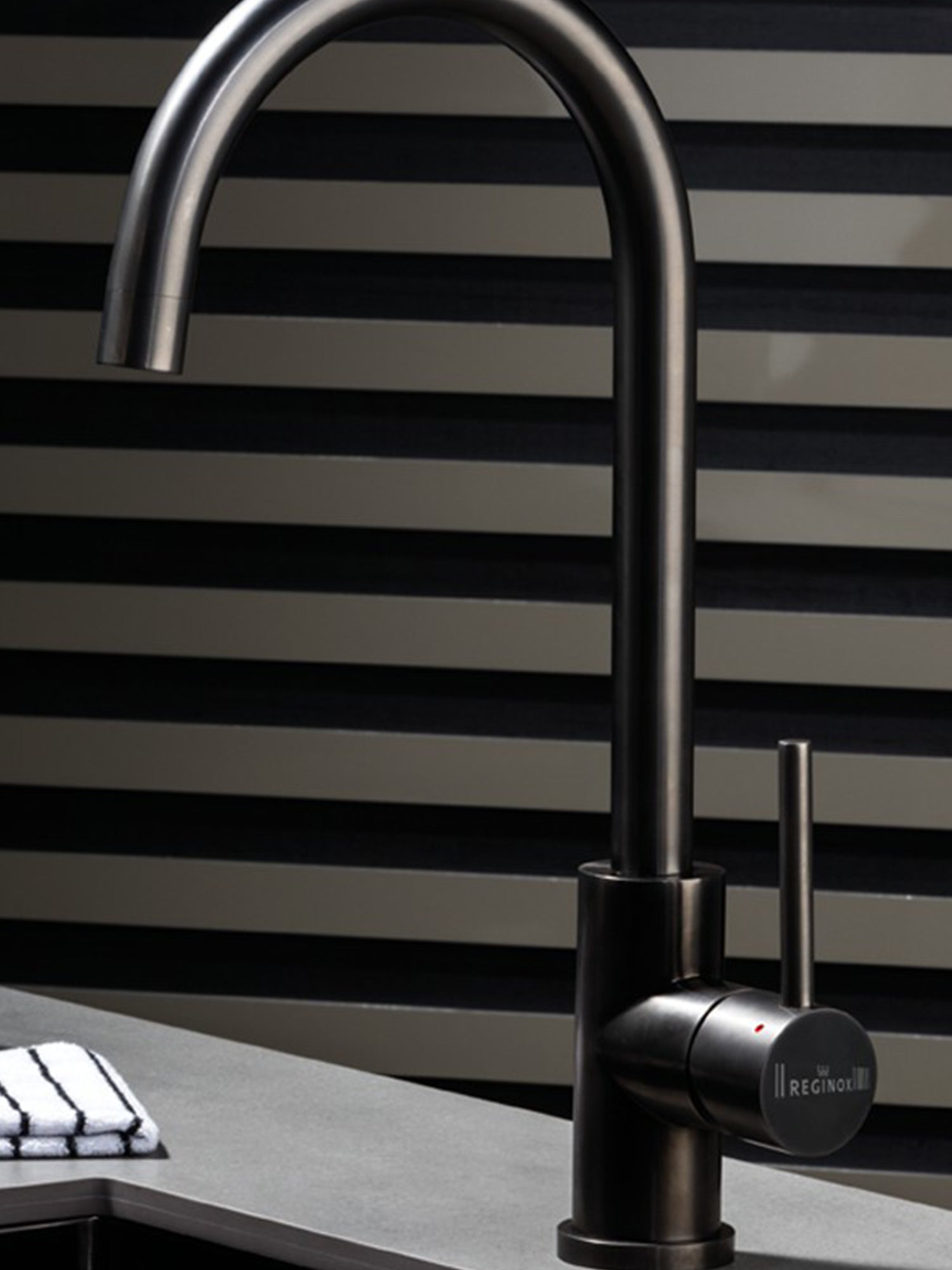 Cano Kitchen Mixer - Gun Metal #R30486