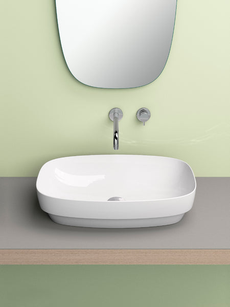 Green Lux Countertop Basin #60AGRLX