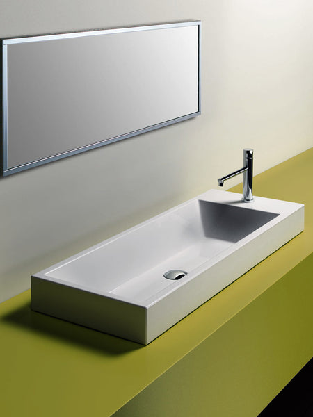 Verso Contract Countertop Basin #10VE