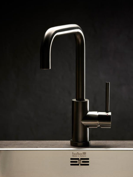 Crystal Kitchen Mixer - Gun Metal #R30516