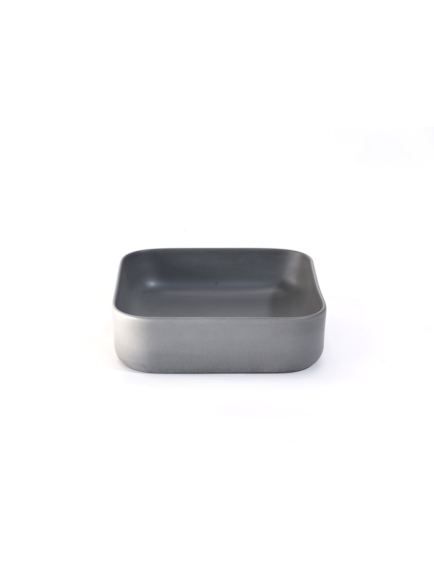 Cube Concrete Countertop Basin