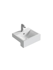 Liscia Semi‐Recessed Basin #FW‐B455R1