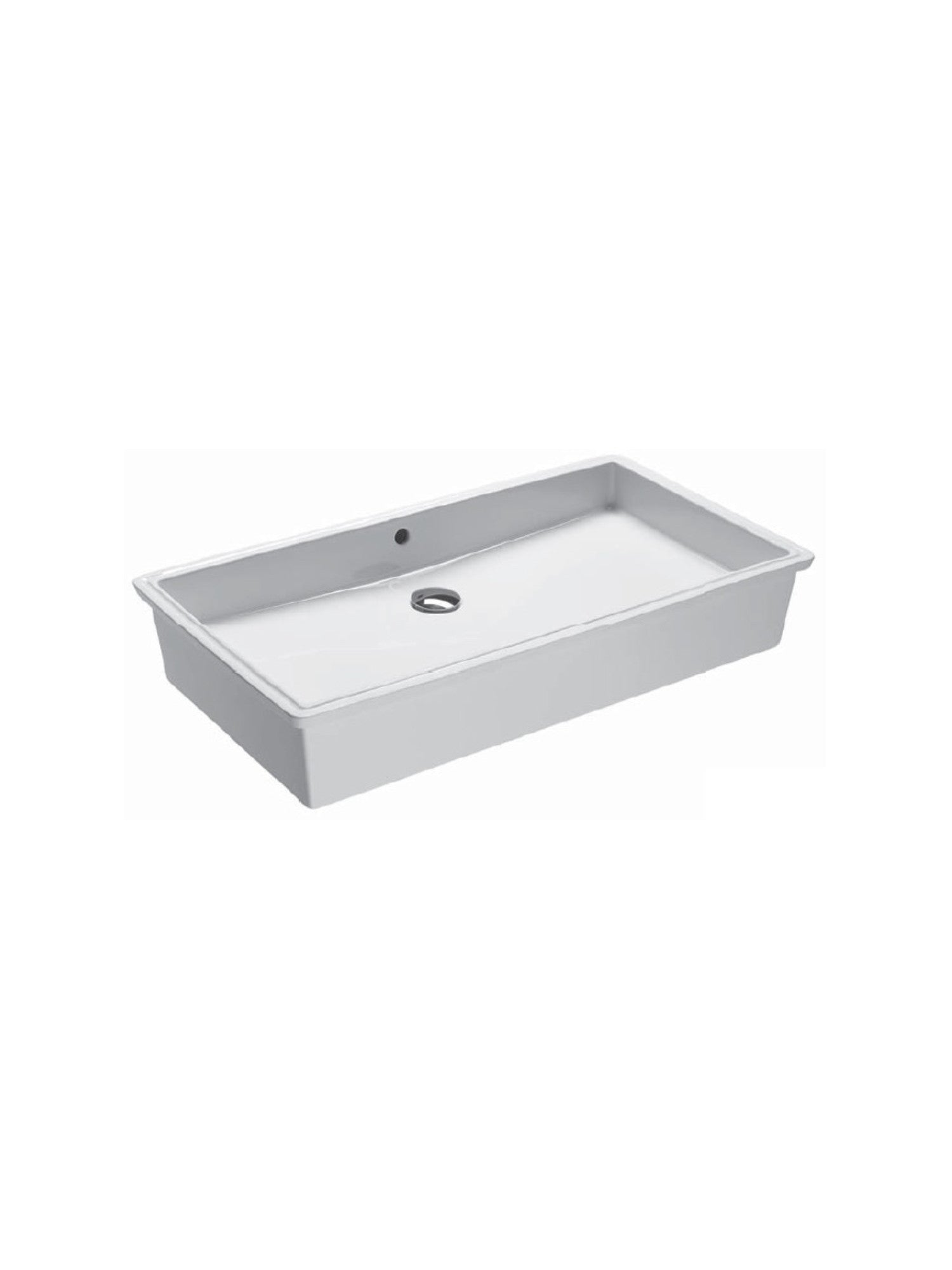 Quadro New 80 Under-Counter Basin #MQR5411