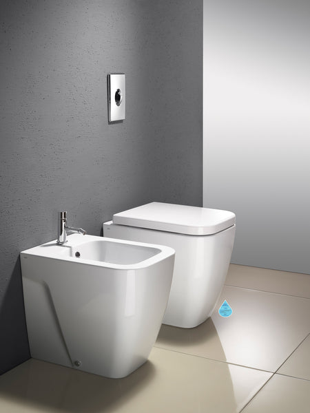 Traccia Big Floor-Standing WC + Std S&C #GP691311