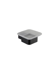 Pompei GW05 58 04 03 Black Soap Dish - Stainless Steel