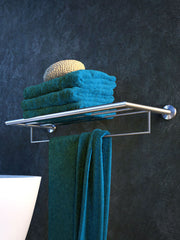 Nemox Towel Supply Shelf w/ Rail #6552-02