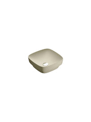 Green Lux Colori Semi-Fitted Basin 400X400 (Avail. in 7 Colour Tones)