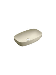 Green Lux Colori Semi-Fitted Basin 650X400 (Avail. in 7 Colour Tones)
