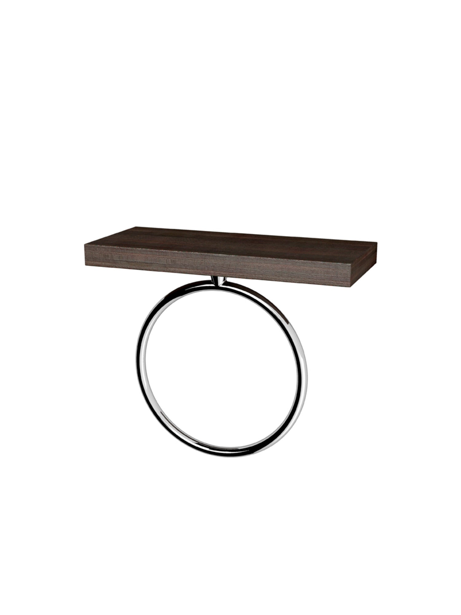 Haiku Towel Ring Wood #12504-07