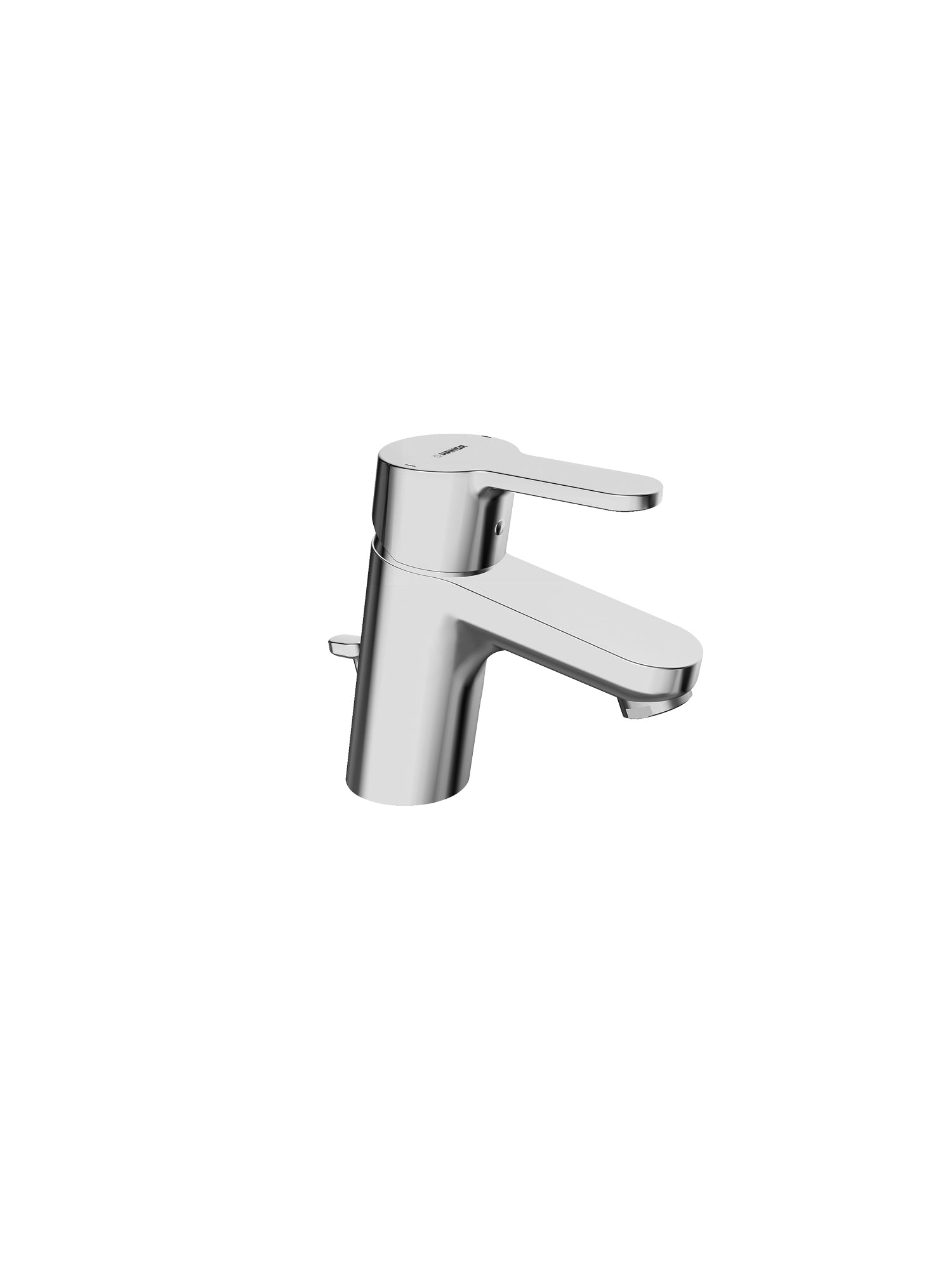 HansaPrimo Single Lever Basin Mixer #4940 2203