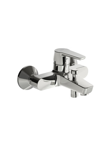 HansaPolo Exposed Bath Mixer 5144 2193