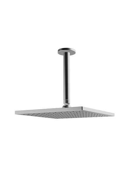 HansaViva Overhead Shower Rose Square 250mm #4427 0340