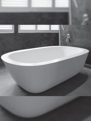 Acanthus Freestanding Bathtub #SBM033 (Export)