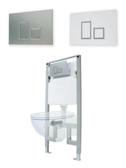Traccia Big Wall-Hung WC+Std S&C #GP691011