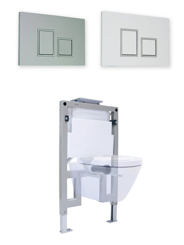 Velis Wall-Hung WC + Soft-Close Seat & Cover #VSVL + V57STF