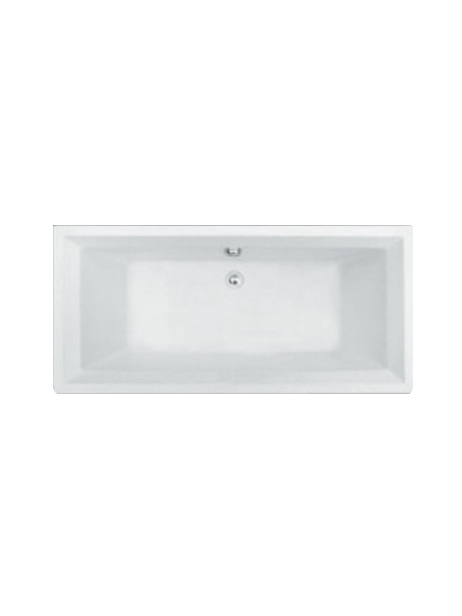 Liscia Rectangular Acrylic Bathtub #GO‐A2015