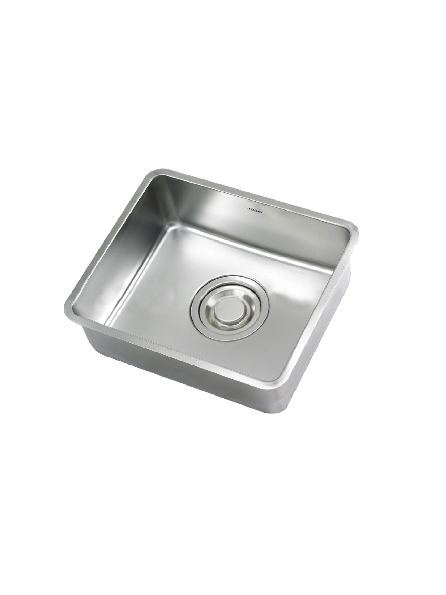 Lizens single bowl kitchen sink lq540 hemsleybathshoppe