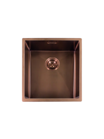 Reginox Miami Copper 40X40L Single Bowl Kitchen Sink