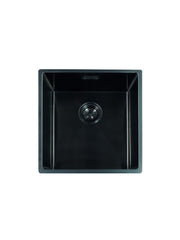 Reginox Miami Gun Metal 40X40L Single Bowl Kitchen Sink