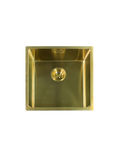 Reginox Miami Gold 50X40L Single Bowl Kitchen Sink