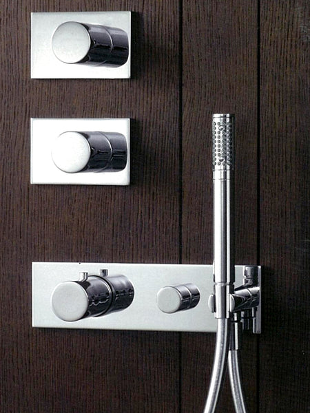 Milano Thermostatic built-in shower mixer #GP4713B
