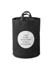 Monochrome Laundry Bag #62000052
