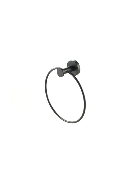 Nemox Black Towel Ring #6504-06