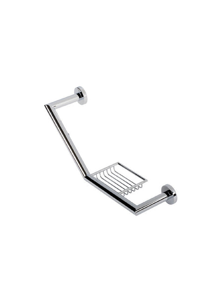 Nemox Grab Rail w/ Soap Holder #6528-02