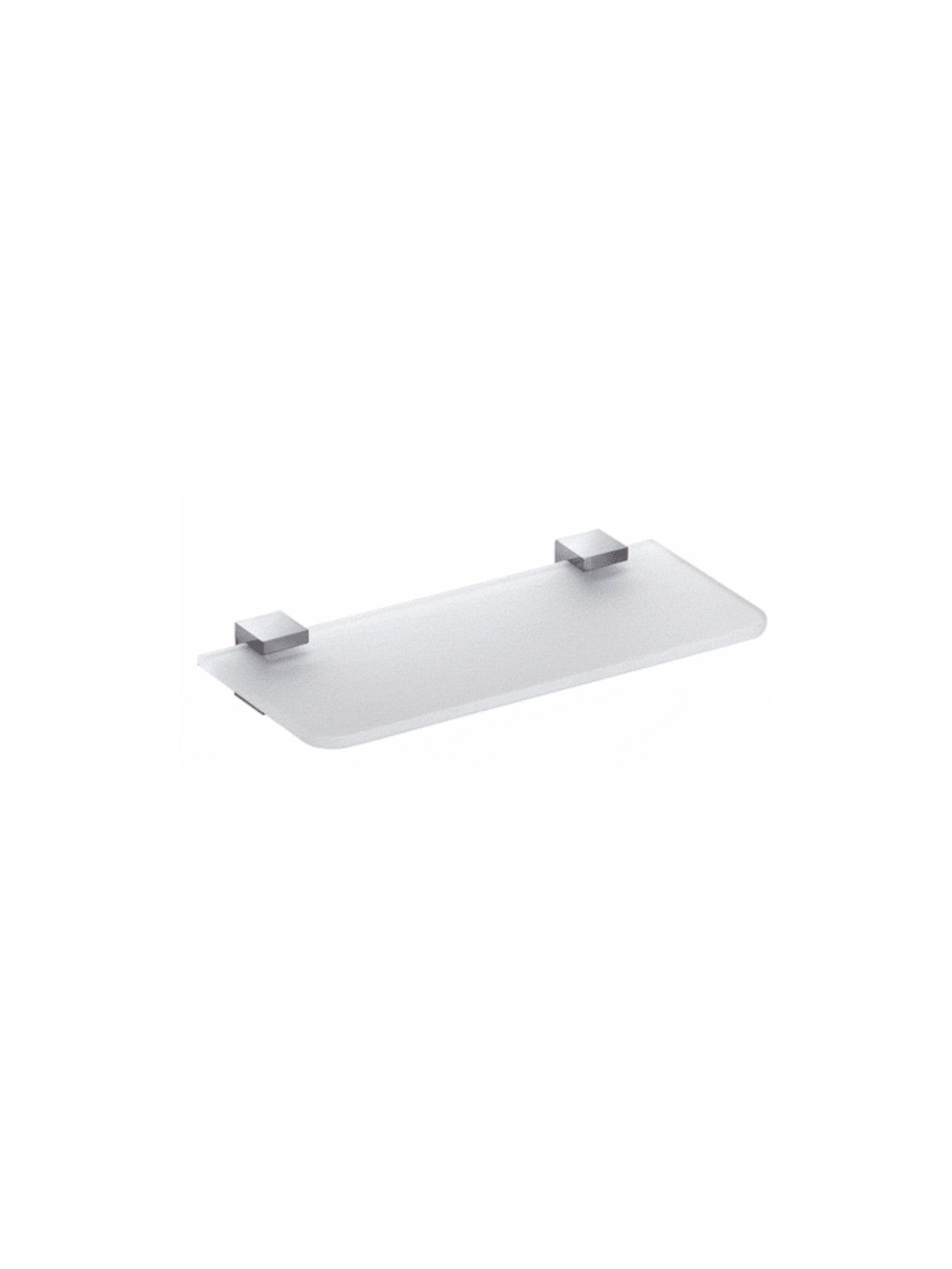 Flash Frosted Glass Shelf 30cm #L203X