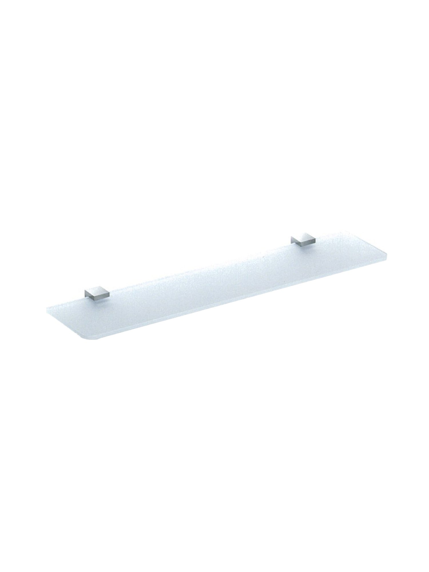 Flash Frosted Glass Shelf 60cm #L204X