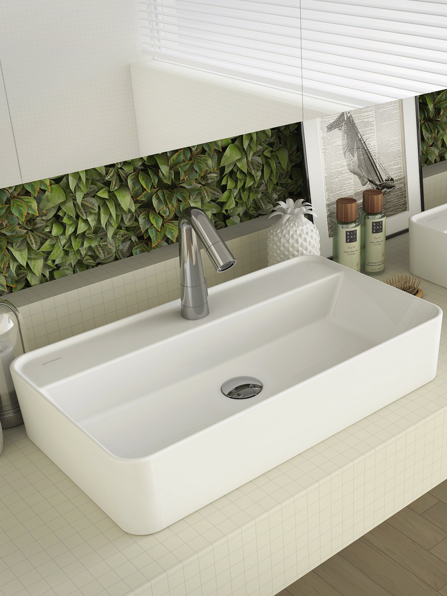 Sanlife Wall Hung Basin #136930