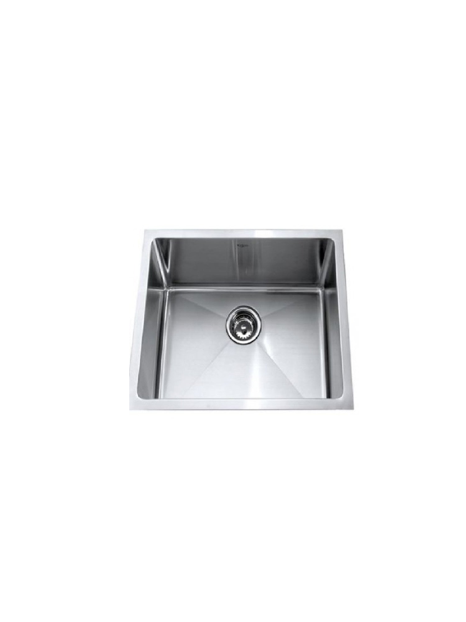 Single bowl kitchen sink sqm‐450