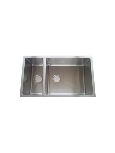 Double bowl Kitchen Sink #SQM-780DB