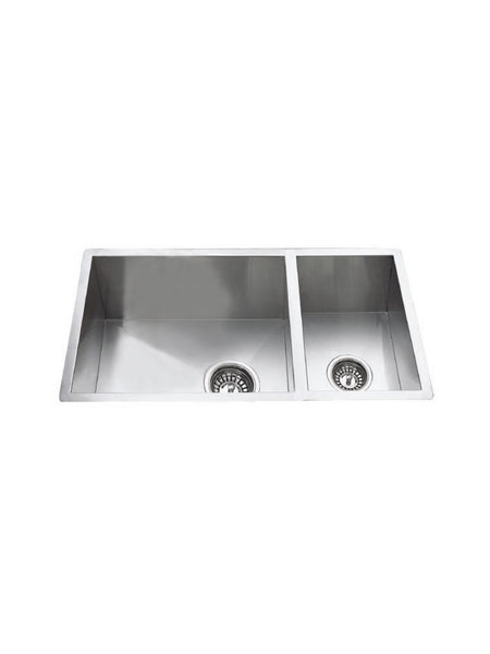 Double bowl Kitchen Sink #SQM‐830