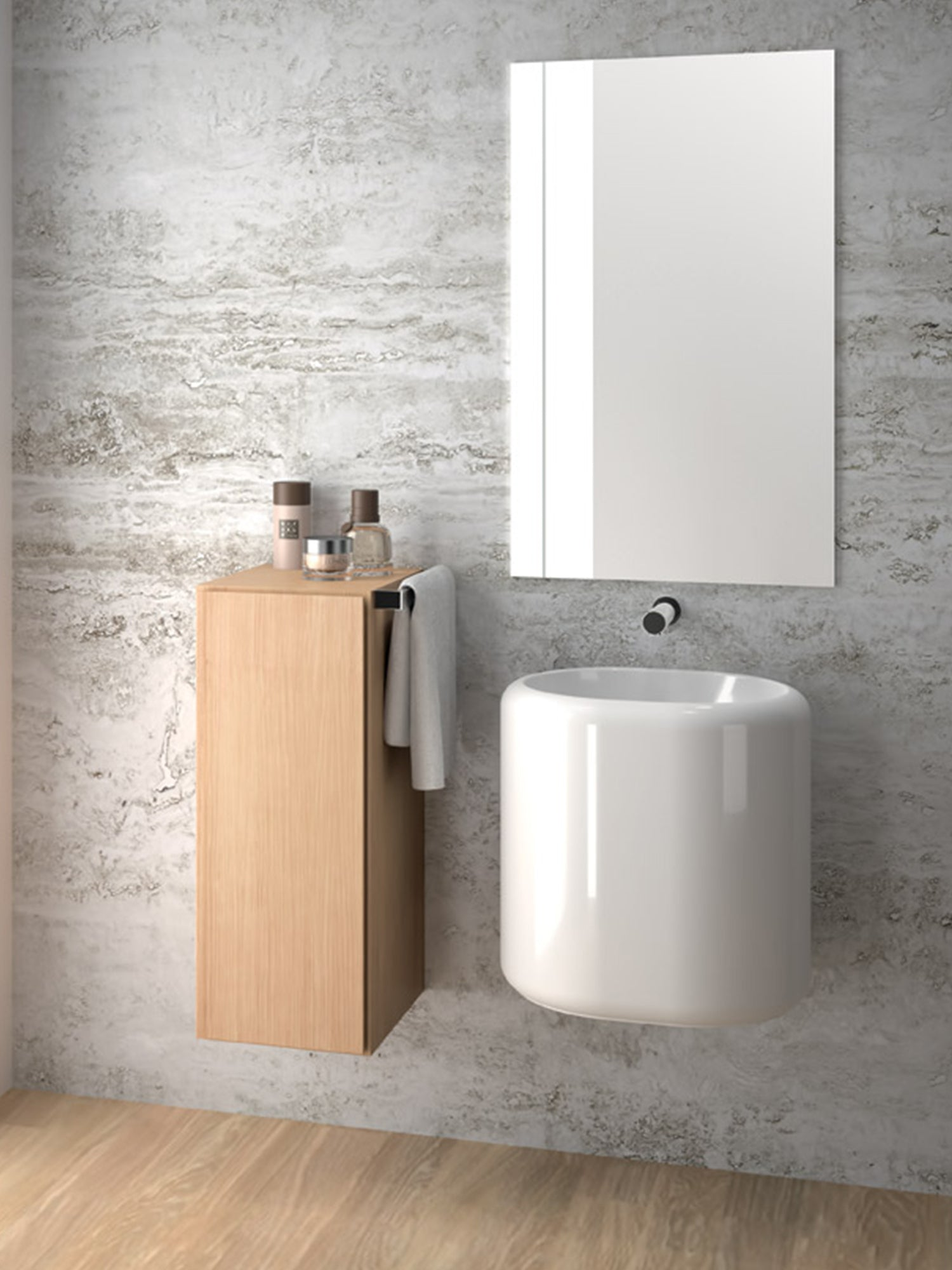 Status Wall-Mounted / Counter-top Basin #123330
