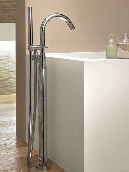 SUITE Floor standing bath mixer #GP3780