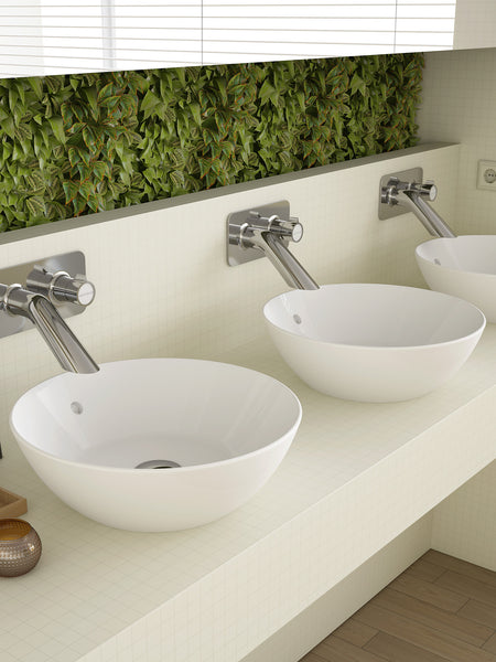 Sanlife Round Countertop Basin #136779