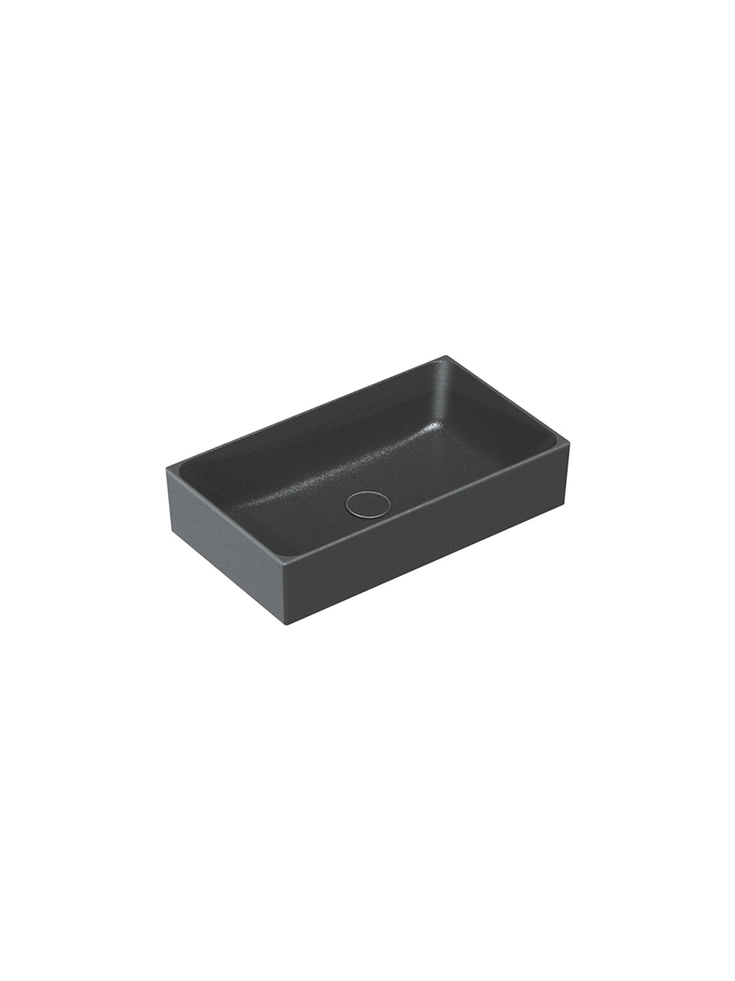 New Zero Colori Countertop Basin 600X350 (Avail. in 3 Colours)