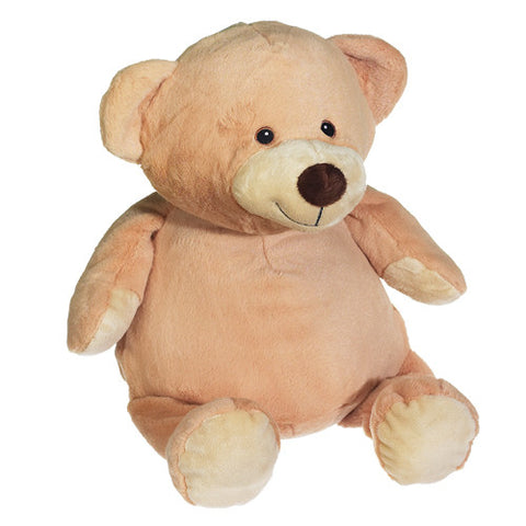 Personalized Plush Pal- Brown Teddy