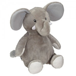 Personalized Plush Pal- Elephant