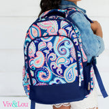 Emerson Paisley Backpack