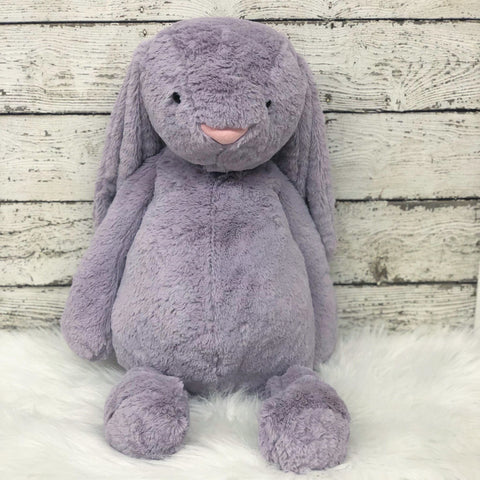 Personalized Easter Bunny- Mini LAVENDAR
