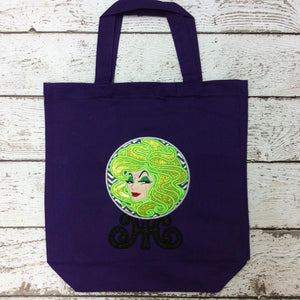 Personalized Madame Leota Trick or Treat Bag