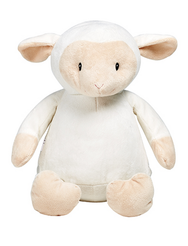 Personalized Plush- Loverby - Lamb