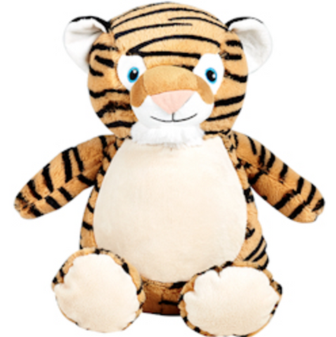 Personalized Plush - Bumble Shumble - Tiger