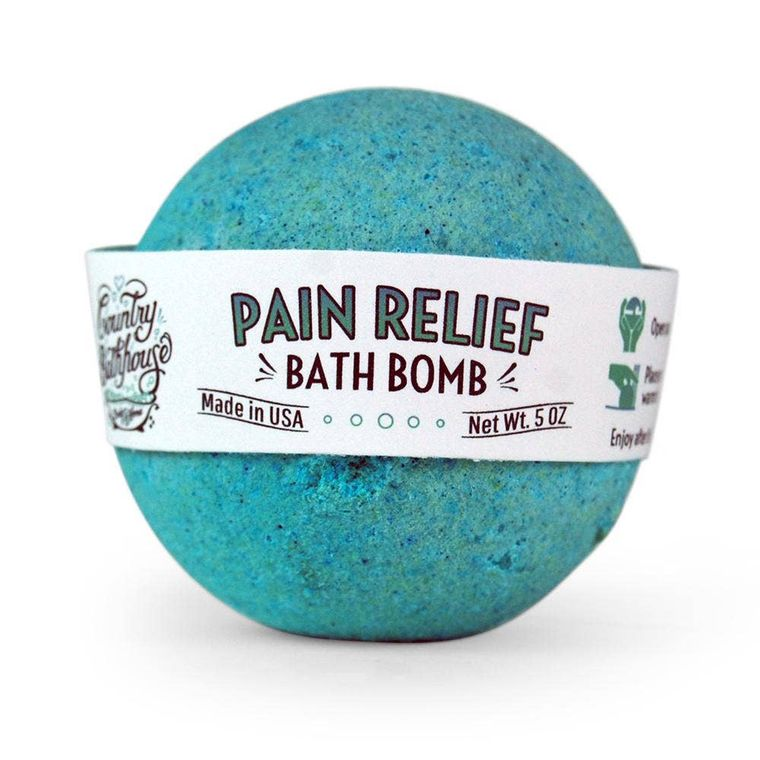 Large Bath Bomb - Pain Relief