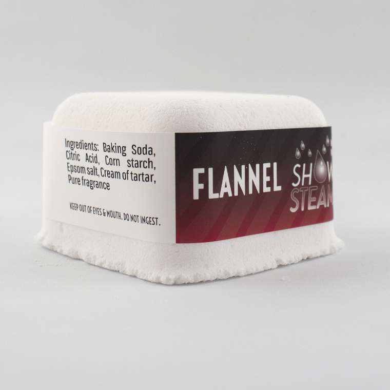Shower Steamer - Flannel